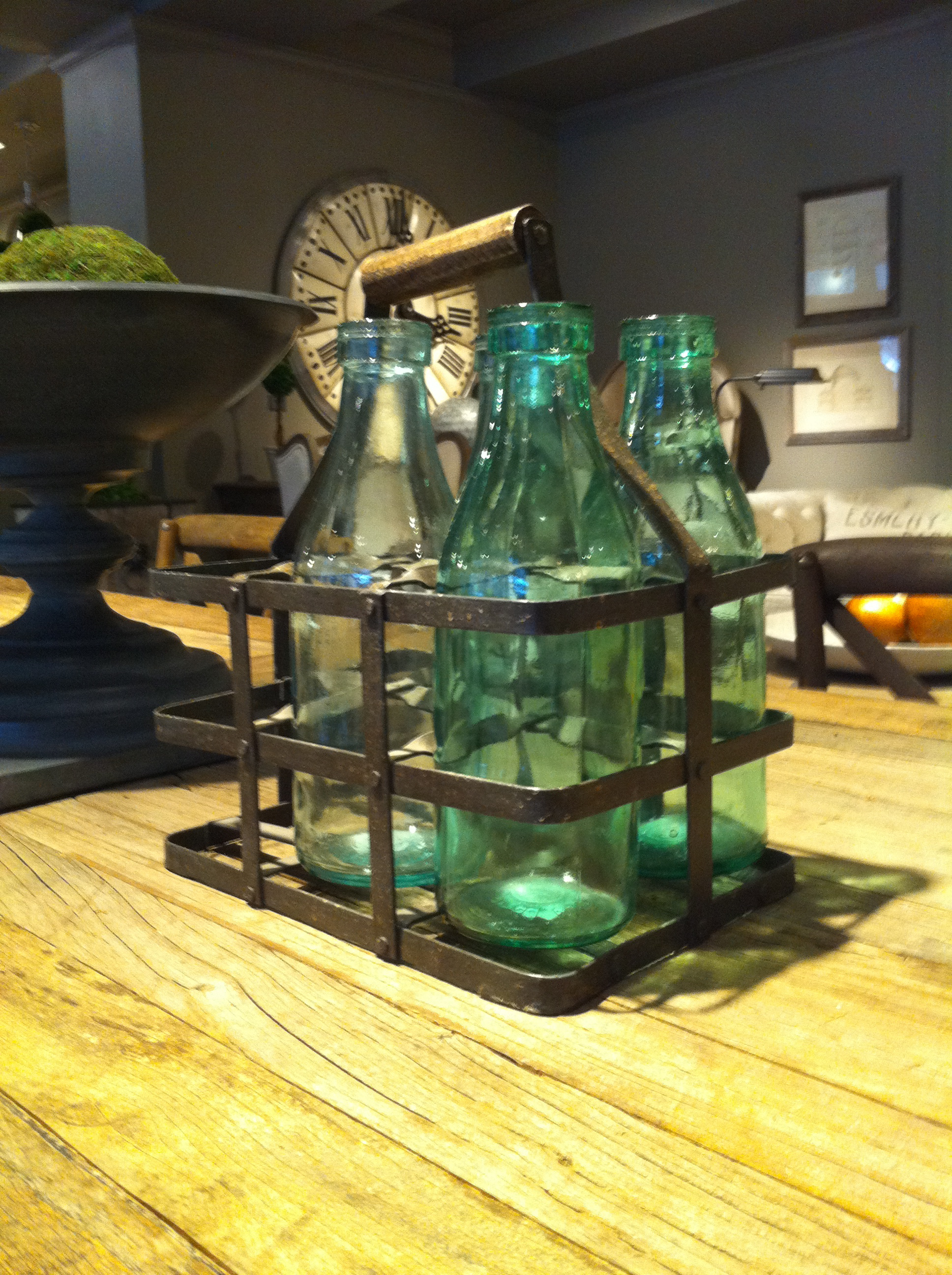 Intimately Industrial Finds For The Home