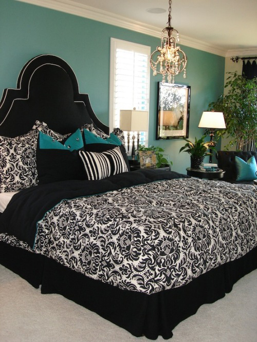 Guest Blog Teal In The Bedroom Agoodchicktoknow Chicks On The Go